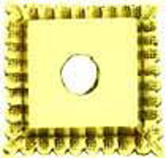 Picture of Backplate - Raised Square