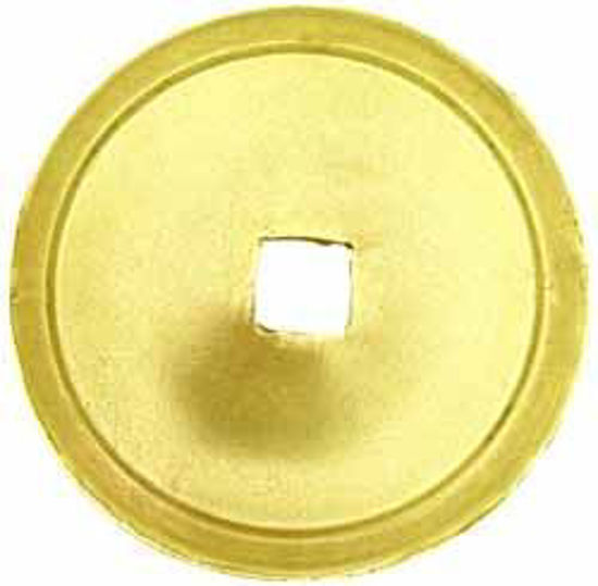 Picture of Backplate - Round Plain Convex
