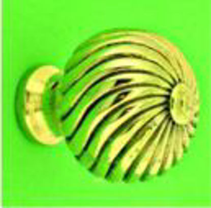 Picture of Knob - Cupboard - Spiral Fluted (Small)