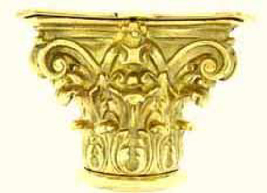 Picture of Capital - Corinthian - Tabernacle
