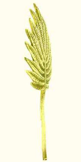 Picture of Mount - Fern Leaf - Chased