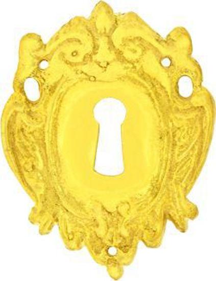 Picture of Escutcheon - Decorative Raised Shield