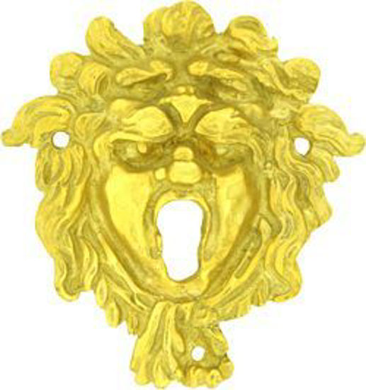 Picture of Escutcheon - Grotesque Mask