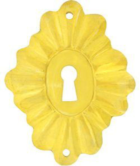 Picture of Escutcheon - Decorative Sunburst