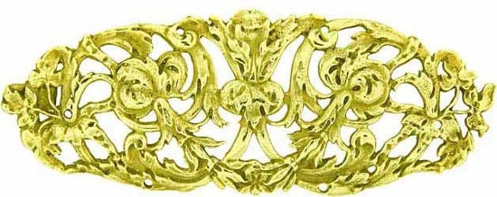 Picture of Mount - Cushion Moulding - Pierced Foliage