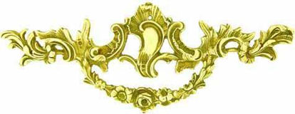 Picture of Mount - Acanthus Leaf Decorative Swag
