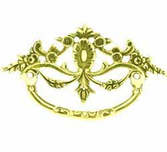 Picture of Handle - Fixed - Pierced - Decorative