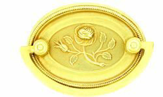 Picture of Handle - Plate - Oval