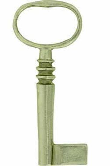 Picture of Key Blank - Kidney Bow - Sprue