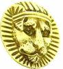 Picture of Patera - Sphinx Head - Round